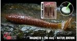 BLISTR 4 ks Magneto L - NATUR BROWN +50 Kč