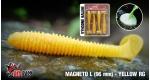 BLISTR 4 ks Magneto L - YELLOW RG +50 Kč