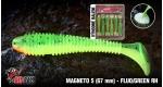 BLISTR 6 ks - FLUO/GREEN RH - UV COLOR +80 Kč