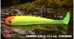 Swimmer Slim XL - FLUO GREEN