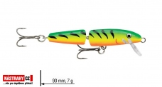 Wobler dvoudílný Jointed Floating RAPALA 9 cm