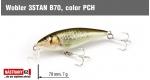 Wobbler 3STAN B70, Color: PCH