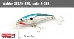 Wobbler 3STAN B70, Color: S-OBS