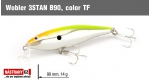 Wobbler 3STAN B90, color: TF