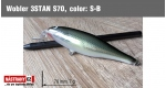 Wobbler 3STAN S70, Color: S-B