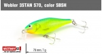Wobbler 3STAN S70, Color: SBSH