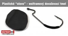 """Plastický """"wolfram"""" - dovažovací tmel 15 g"""